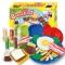 Ice Cream Choi Clay 3d Plasticine Flour Choi Clay Mold Children Clay Toy Gift 5811c one size