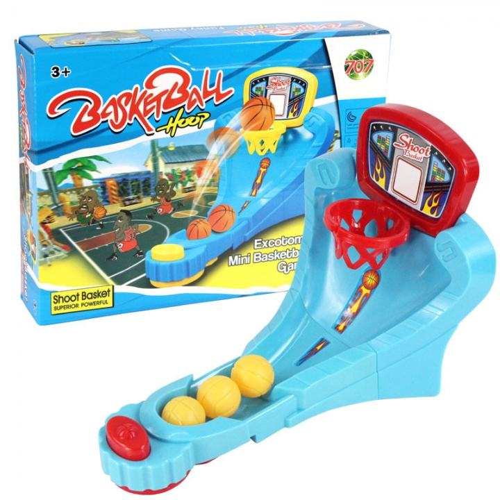 Child Interactive Mini Shooting Machine Classic Desktop Game toy Parent-child Interactive Boy Toy 2 one size