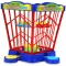 Child Interactive Mini Shooting Machine Classic Desktop Game toy Parent-child Interactive Boy Toy 4 one size