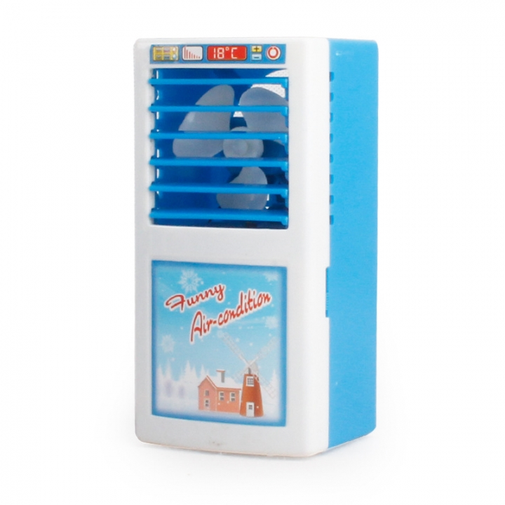 Blue Appliances Child Mini Going Home toy Simulation Appliances Electric Function 13 one size