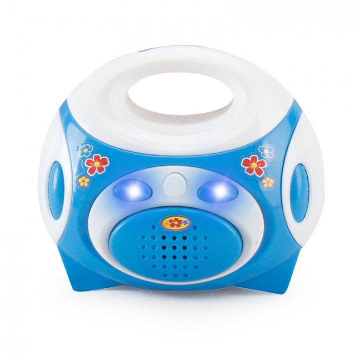 Blue Appliances Child Mini Going Home toy Simulation Appliances Electric Function 14 one size