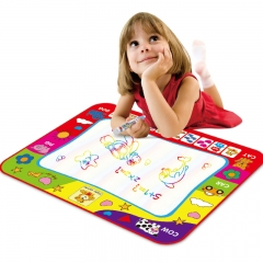 Child Water Canvas Oversized Magic Water Canvas Magic Write a Blanket Doodle cloth Baby Brain Game colour small