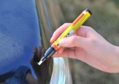 New Fix It Pro Clear Car Scratch Repair Remover Pen Simoniz Clear Coat Applicator