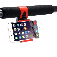 Universal Car Phone Holder Car Steering Wheel Phone Holder Bicycle Mobile Stand