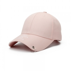 Adult Baseball Cap The New Outdoor Caps Cotton Breathable men and women Gift hat pink one size