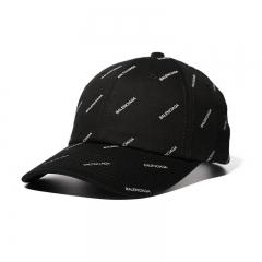 Fashion Caps Tourism Sun Protection Shade Sunhat Wild hip-hop cap Youth Baseball cap black one size