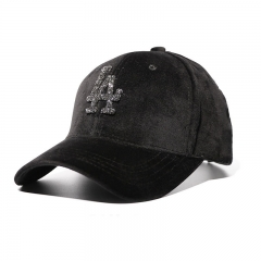Men Spring And Summer Leisure Baseball Cap Wild Couple Caps Sun hat Sunhat black one size