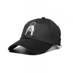 Men Summer Baseball Cap Leisure Trend Caps Sun Hat Sun Protection Sunhat black one size