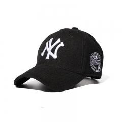 Student Trend Wild Baseball Cap Men Caps Sun Hat Tourism Sun hat black one size