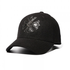 The New Fashion Spring And Summer Outdoor Sun hat Couple Baseball cap Caps Cotton hat black one size