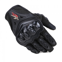 Off-road Motorcycle Outdoor Riding Gloves Summer Racing Electric Car Protection Gloves black m