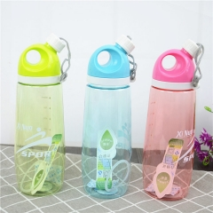 Portable Environmental Protection Plastic Drinking Cup Creativity Gift Space Cup Boutique Cups random color