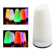 Colorful DecorationTable Lamp Bar Restaurant Household Toilet lights USB Charging LED night light white 10*10*20CM 1w