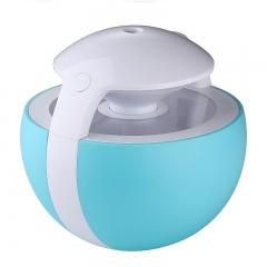 Night Elf Humidifier Creativity Desktop USB Mini Humidifier air Filter blue one size