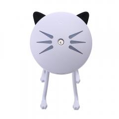 Creativity Meng Chong Humidifier USB Household Night light Silent Mini air Atomization Humidifier white one size