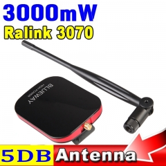 3000W High Power Wireless Network Card The internet Adaptation Wifi Receiver