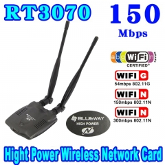 3000W High Power Wireless Network Card The internet Adapter Wifi Dual Antenna Receiver
