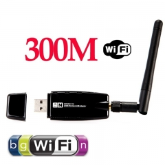 USB Wifi Wireless Network Card 300M Receiver EUS Computer Wireless Wifi AP