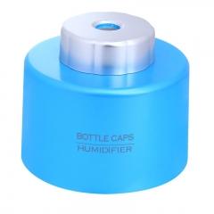 Caps Humidifier USB Mini Humidifier Creativity Appliance Gift blue one size