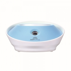USB Mini Humidifier Household Desktop Folian Aquarius Atomizer air Humidifier blue one size