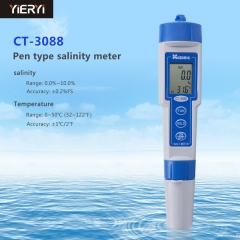 Digital Display Salinity Meter Portable Electronic Salinity Meter Water Quality Detecting Pen