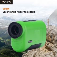 High Precision 900 Meters Telescope laser Handheld Golf Rangefinder Electricity Engineering