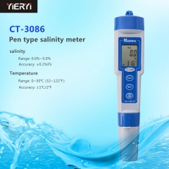 Digital Display Salt Table Salty High Precision Pen Type Seawater Salinity Meter