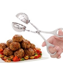 Meatball Maker Stuffed Meat Ball Machine DIY Fish Meat Ball Maker Meatball Tools white 4.5CM