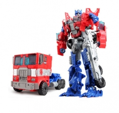 Robot Transformation Toy Cars Action Figure Toys For Children Student Birthday gifts 2 one size