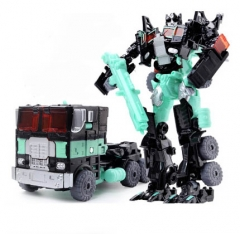 Robot Transformation Toy Cars Action Figure Toys For Children Student Birthday gifts 3 one size