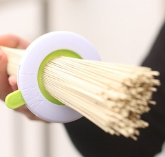 Spaghetti Noodles Selector Adjustable 1-4 People Measuring Metering Component Pasta white one size