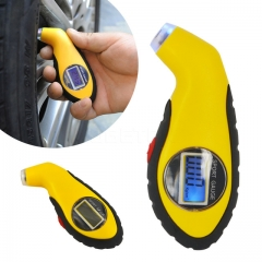 Digital LCD Car Tire Tyre Air Pressure Gauge Meter Manometer Barometers Tester Tool