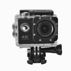 Camera Original F60 Remote WiFi 2.0inch LCD 1080P Lens Helmet Waterproof Camcorder black one size