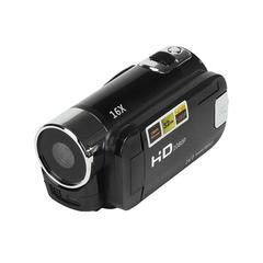 Fashion 2.7 inch TFT LCD HD 1080P 16MP 16X Digital Zoom Camcorder Video DV Camera black one size