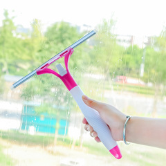 Multipurpose One Water spray glass Cleaner glass Scratch tile Floor scraping random color one size
