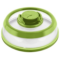 Airtight Vacuum Food Sealer Mintiml Cover Kitchen Instant Vacuum food sealing machineFresh Cover green one size