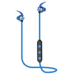 XT22 Sports Wireless Bluetooth Earphone Magnetic Attraction Headset Waterproof Earphone Build-in Mic blue one size