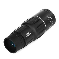 outdoor traveller classic style Single cylinder telescope Mobile phone telescope black one size