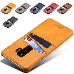 Leather Case For Samsung Galaxy Note 8 S8 S8 Plus S9 S9 Plus black galaxy s8