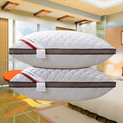 Luxury Bed Pillows Soft Breathable Sleeping Pillows  Cooling Sleeping Pillow for Home Bed 1 PCS white 48*74cm