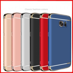 For Samsung  S7 Edge case cover hard back protection S7edge black s7edge