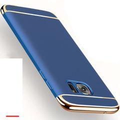 For Samsung  S7 Edge case cover hard back protection S7edge blue s7edge