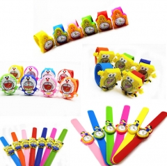 HN-1Pcs/Set New Give a gift to children cartoon animals animation Pointer Boys Watches Toy wholesale tiger