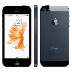 iPhone 5-4'',32G,Authentic Guaranteed,Unlocked Smart Mobile Phone (90% into new) Black