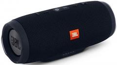 JBL Charge 3 Wireless Bluetooth IPX7 Waterproof Speaker(Refurbished 99% into new) black