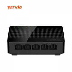 Tenda SG105 Mini 5-Port Desktop  Network Switch LAN Hub/ Full or Half duplex Exchange,EU/US Firmware