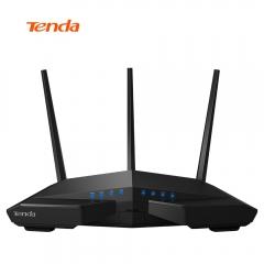 Tenda AC18 WiFi Router With USB 3.0 AC1900 Smart Dual Band Gigabit Wi-Fi Repeater  APP Firmware