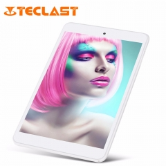 Teclast P80H PC Tablets 8 inch Quad Core Android 5.1 64bit MTK8163 IPS 1280x800 Dual Bluetooth white