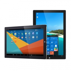 """Teclast Tbook 10s Intel Cherry Trail Z8350 Quad Core Windows 10+Android 5.1 4G  10.1"""" Tablet PC standard"""