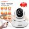 LOOSAFE HD 720P Wireless IP Camera WIFI Onvif Video Surveillance Alarm Camera Night Vision white 720P
